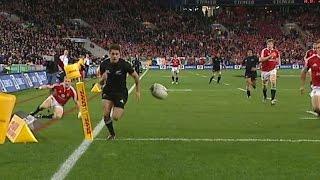 REPLAY: All Blacks v British & Irish Lions Second Test (2005)
