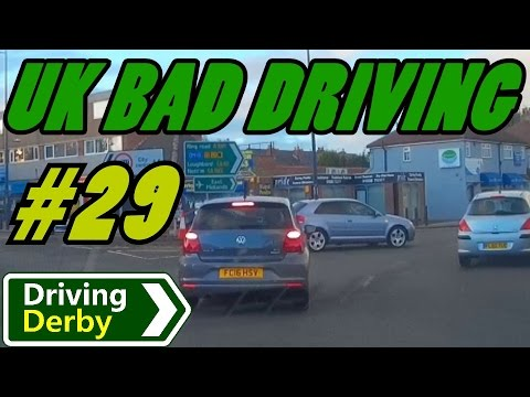 UK Bad Driving (Derby) #29