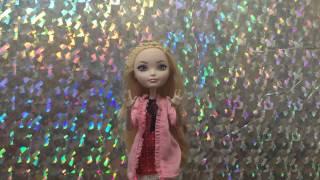 Ever After High Stop Motion - Dolls Got Talent Part 3/ Weddy