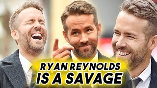 Download Ryan Reynolds Hates Himself | Total Savage Funny Moments Mp3 and Videos
