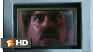 Out Cold (4/10) Movie CLIP - Locked In (1989) HD