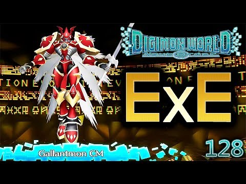 Digimon World Next Order [128] ExE Digitation GALLATNMON CM