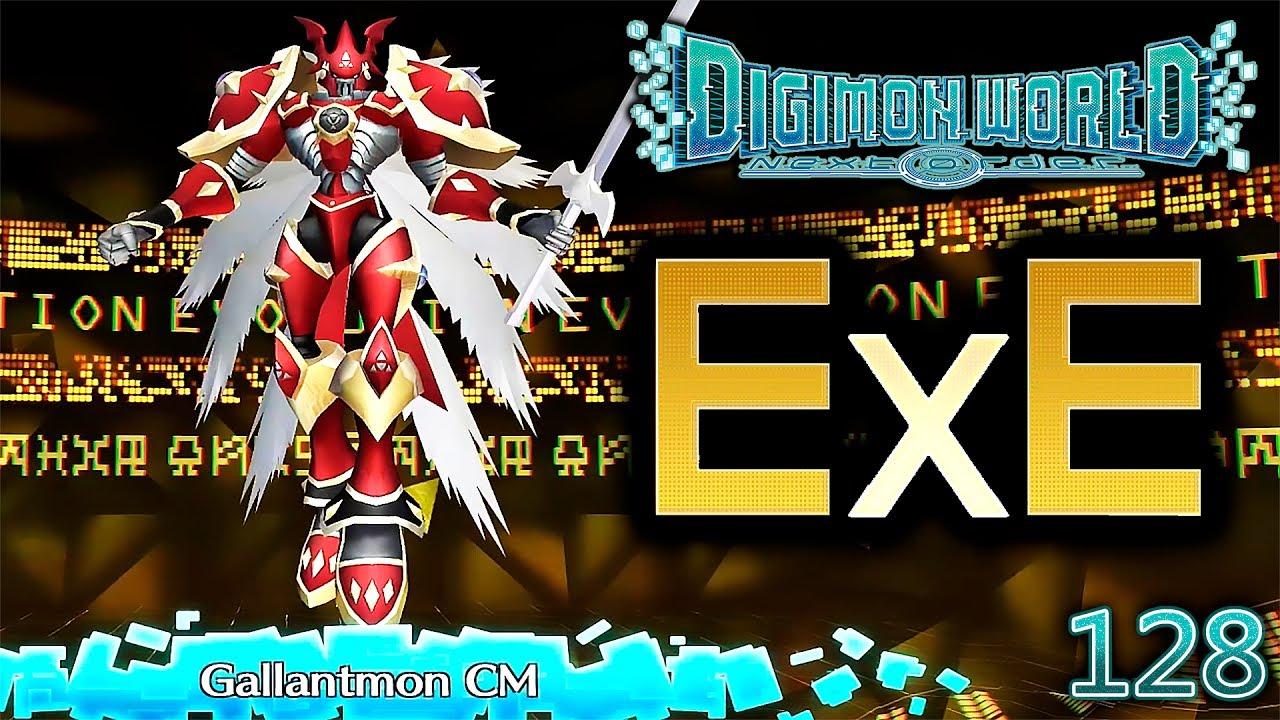 exe digitation next order
