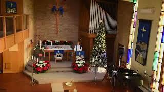 Christmas Eve ~ 2:00 pm worship
