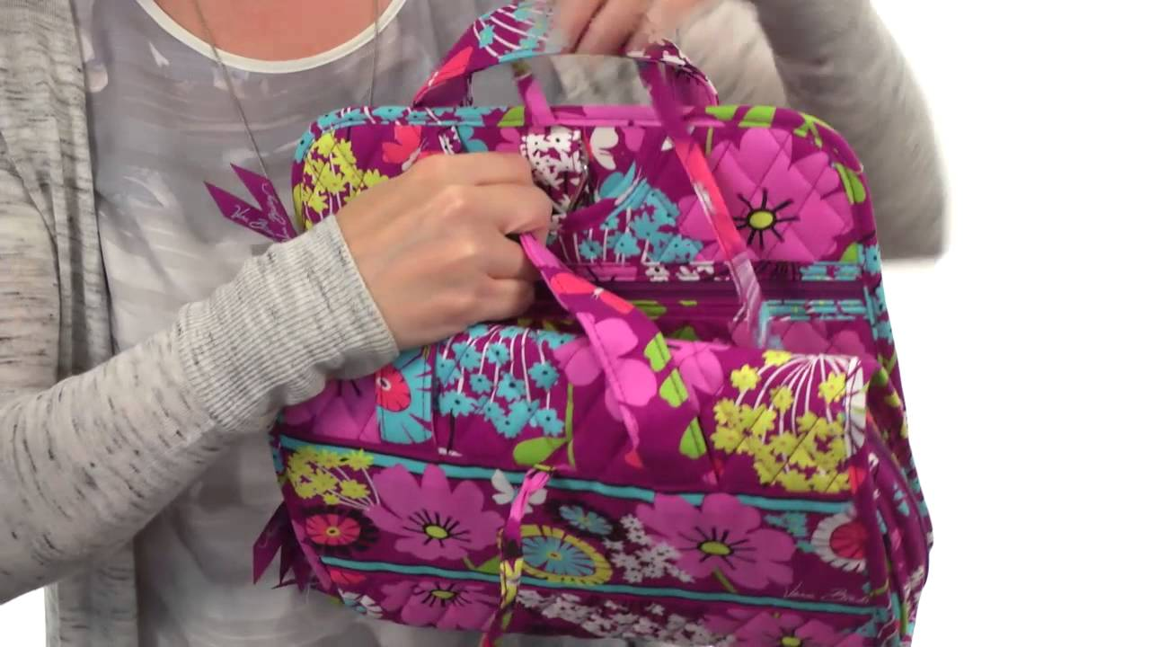 Vera Bradley Luggage Hanging Organizer SKU8341885 YouTube