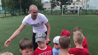Футбол. Тренировка детей 6-7 лет