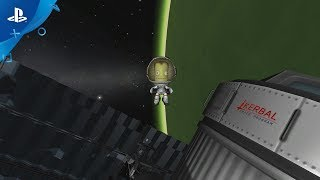 Kerbal Space Program - Enhanced Edition Trailer | PS4