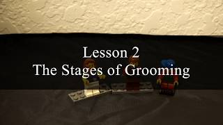 Grooming & The Church - Lesson 2: The Stages of Grooming