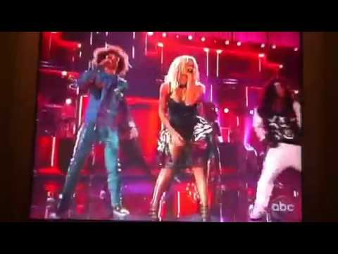 LMFAO party rock anthem at American music awards
