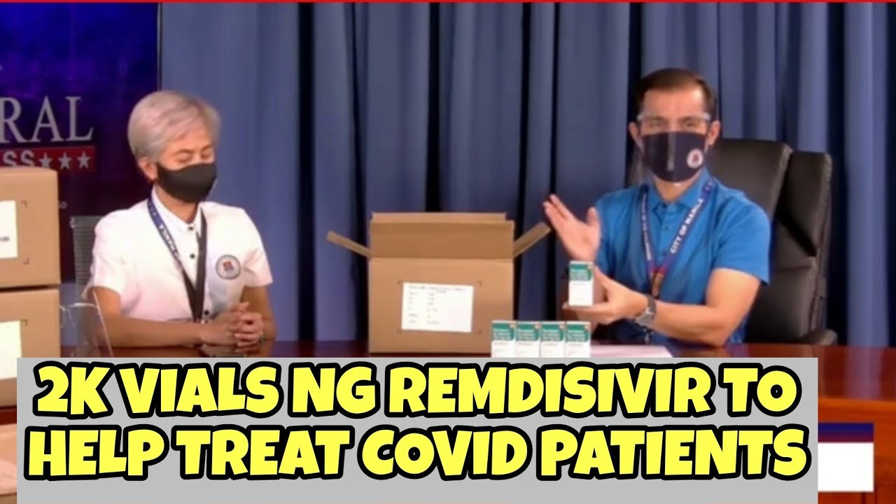 Mayor ISKO buys Remdisivir for Corona patients