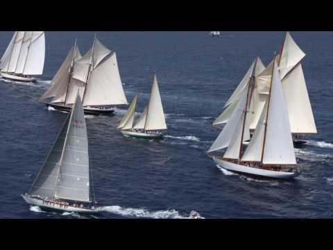 Eros Antigua Classic Yacht Regatta 2017