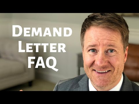 Demand Letter FAQ   5 tips you should know