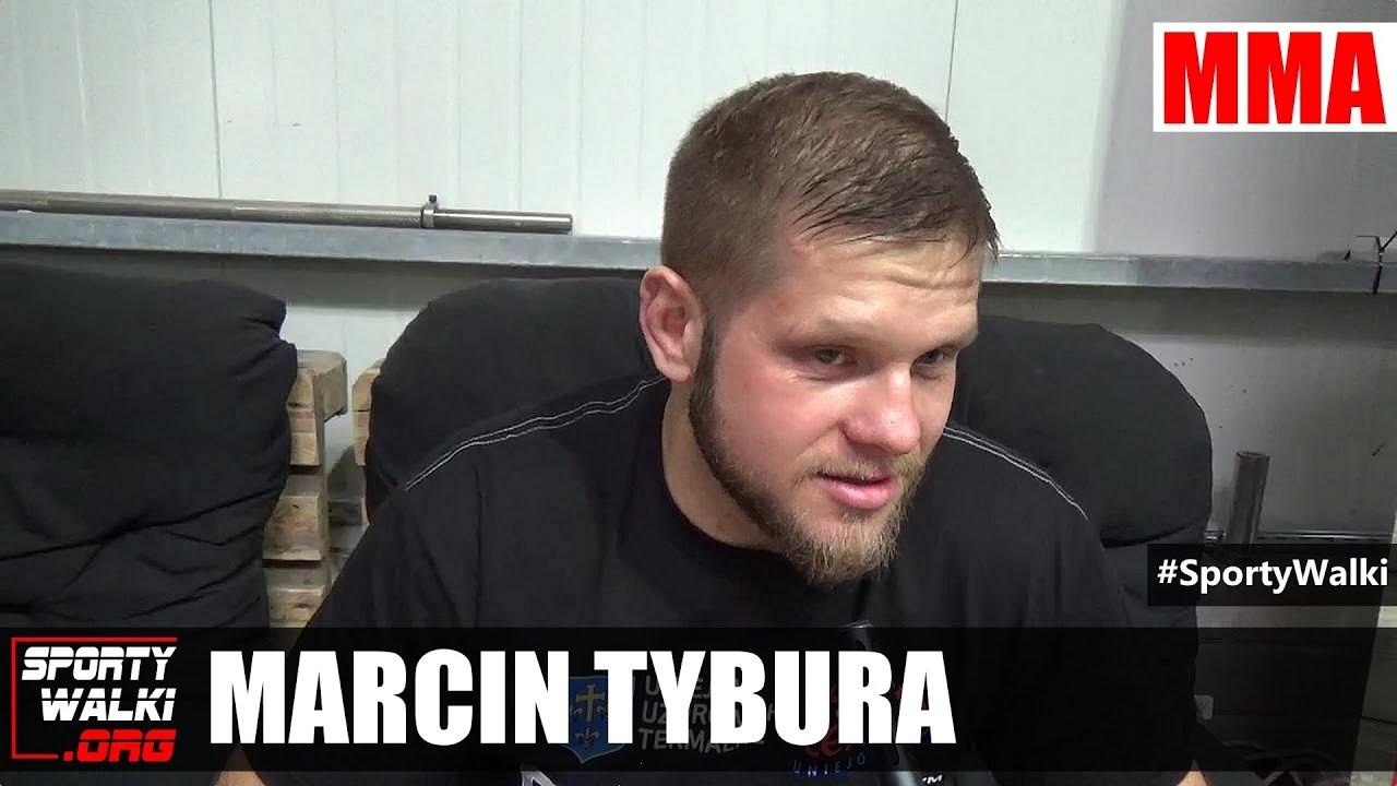 Marcin Tybura o walce z Derrickiem Lewisem