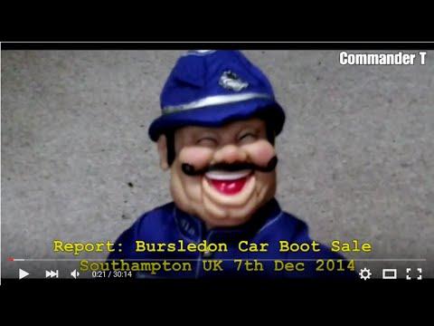 Bursledon Southampton Car Boot Sale [Episode 2]