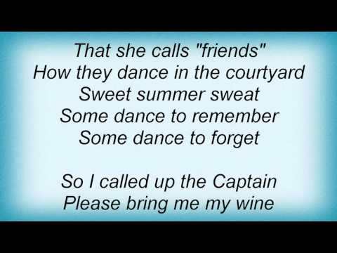 Khia - Hotel California Lyrics