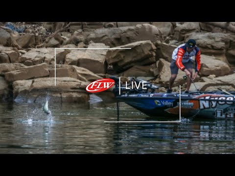 FLW Live Coverage | Cherokee Lake | Day 4