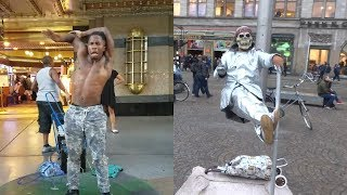 Amazing Street Performers | Talented People