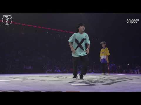 Hip hop quarter final - Waydi & Rochka (Criminalz) vs Yu Wen Le & Fu Tian Zong - Juste Debout 2019