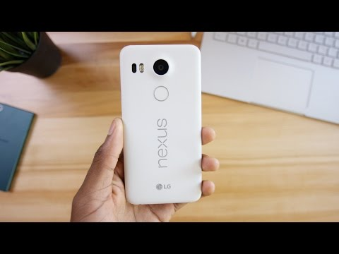 Google Nexus 5X Review!