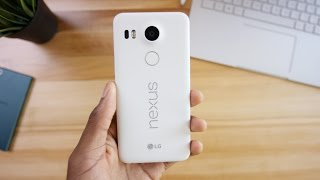 Google Nexus 5X Review!