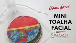 Como fazer Toalhinha Facial