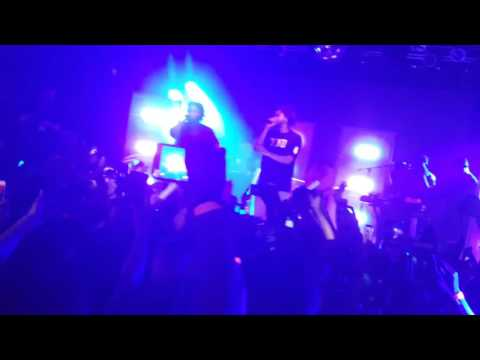 "Bas - ""Night Job"" (feat. J. Cole) Too High To Riot Tour NYC 07.15.2016"
