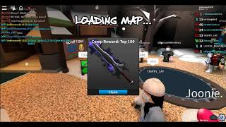 claiming comp blade II roblox assassin