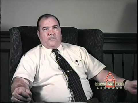 Carr Vietnam War veteran Natick Veterans Oral History Project