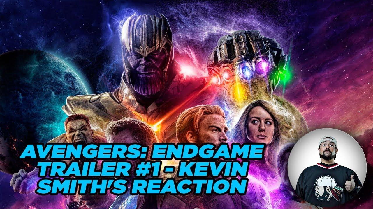 Endgame Trailer Photo: Avengers: Endgame Trailer #1