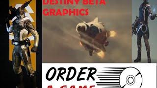 Destiny Beta Graphics. Are The Graphics Good Enough?(, 2014-07-23T18:02:44.000Z)
