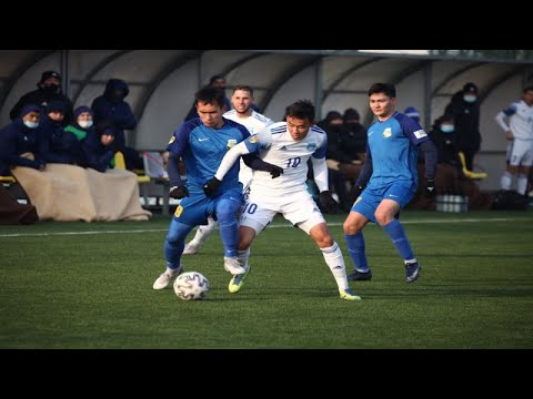 Taraz Kaspiy Match Highlights