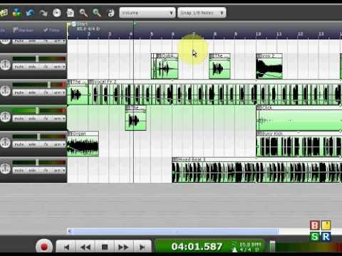 GarageBand Alternative for Pc *MixCraft 4*