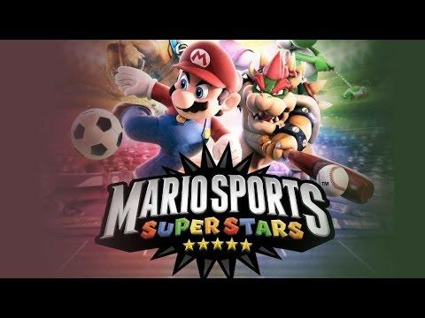MARIO SPORTS SUPERSTARS #1 - FUTEBOL MUSHROOM CUP