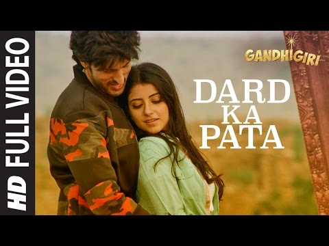 DARD KA PATA Full Video  Song | Gandhigiri | Mohammed Irfan,Sam | T-Series