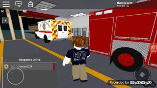 Attempt to play Roblox fire department rp