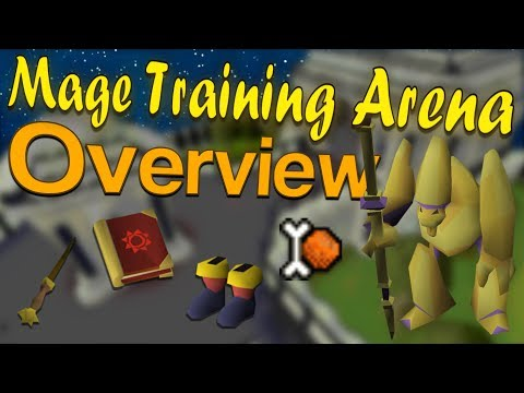 Beginner's Guide to the Mage Training Arena [OSRS]