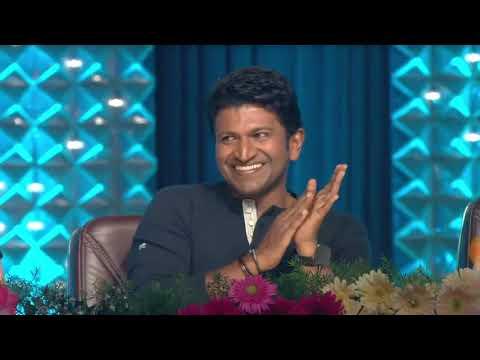 Dance Power Star Puneeth Rajkumar Guest | Shreya Das Mangalore | Kannada Super hit show