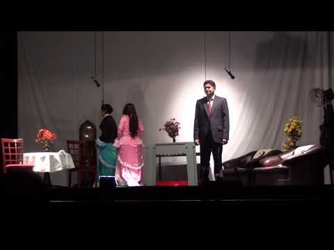 """Villa for Sale"" (english one-act play) @BKS Dramatica 19thJan2012"