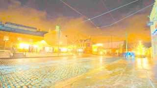 Christmas Evenings at Beamish - Night Timelapse