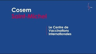 Cosem - Centre de Vaccinations Internationales