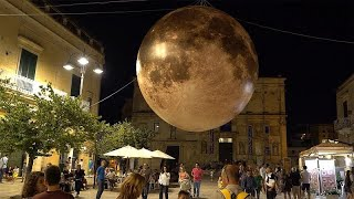 50 years after the moon landing Matera celebrates its connecti…