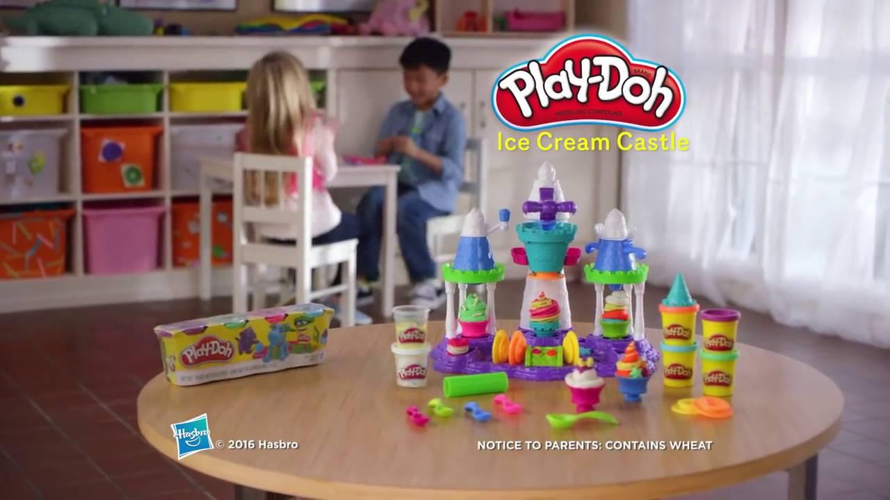 Пластилин для детей Плей До - набор Праздничный Торт Play doh .