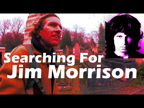 SEARCHING FOR JIM MORRISON: An Adventure in Paris