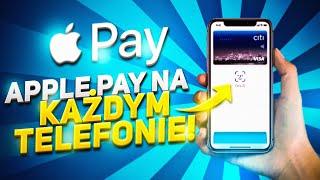 Apple Pay na KAŻDYM iPhone'ie (ZA DARMO!) - Jak zrobić?