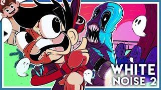 The MONSTER MASH! | Chilled, Ohm, Jiggly, Ze and Satt! (White Noise 2)