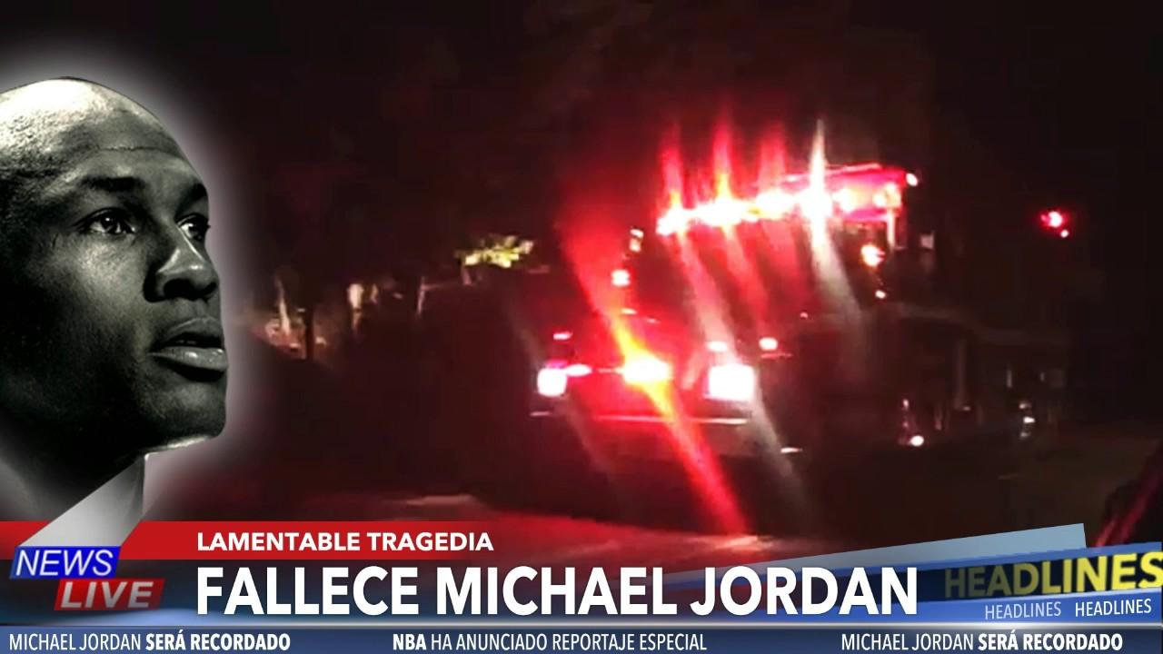 michael jordan 2017 muere