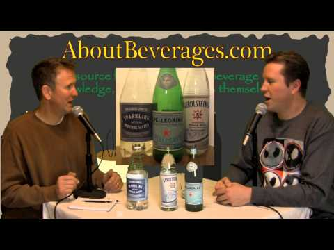 Three Sparkling Natural Mineral Waters From Trader Joe's, Gerolsteiner And S. Pellegrino