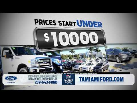 Tamiami Ford Used
