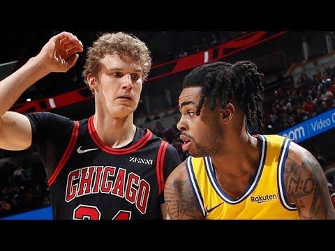 Golden State Warriors Vs Chicago Bulls Full Game Highlights | December 6, 2019-20 NBA Season