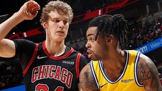 Golden State Warriors vs Chicago Bulls Full Game Highlights | December 6, 2019-20 NBA Season